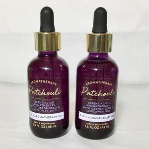 2 Aromatherapy PATCHOULI 3-in-1 OIL